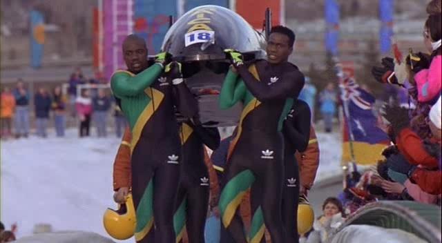 그들의 멋있는 올림픽정신
